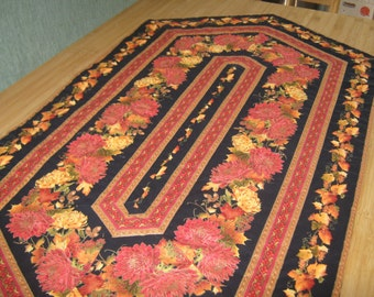 Thanksgiving Holiday Table Runner  21.5w X 41L