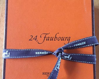 Vintage Hermes 24 Faubourg ... Free Shipping ... 10% Off Coupon SAVE10