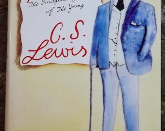 Boxen The Imaginary World of The Young by C. S. Lewis HB DJ