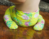 Abby's Footed Tights - PDF Sewing Pattern