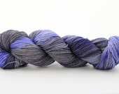 CLEARANCE - Black Pearl - Supra Sock Yarn - SW Merino + Nylon