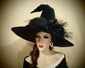 "Witch Hat ""Basic Black"""