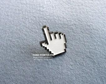 Window Icon _ Hand cursor