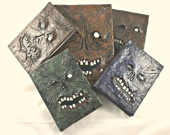 Necronomicon Blank Journal, Book of the Dead Notebook
