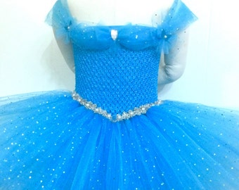 Ella Inspired Tutu Dress Perfect  for: outfit of choice, photo shoot, pageant wear, ooc tutu, halloween costume, 3-4t