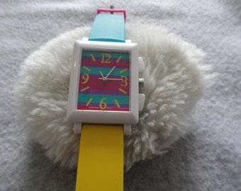 Colorful Quartz Watch