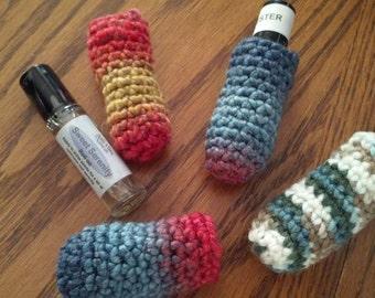 Roll On Bottle Crochet Covers