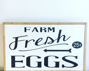 MADE TO ORDER** Farm Fresh Eggs