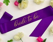 Many colors. Bride to be ...