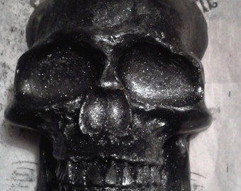 Skull Soap ~ Amaretto scented