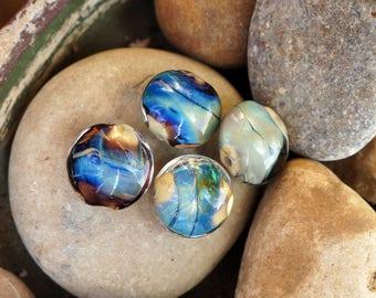 Lampwork Glass Beads/handmade bead/Seed glass