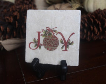 Joy Decorative Tile and Stand