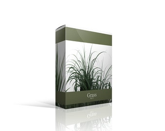 Grass PNG Overlays