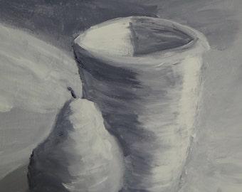 Original Still Life Acrylic on Canvas