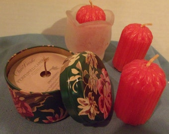 Candle Gift Set Boxed