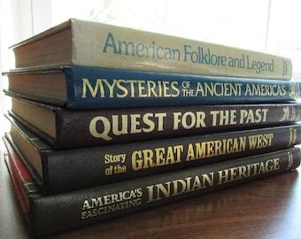 Large western books