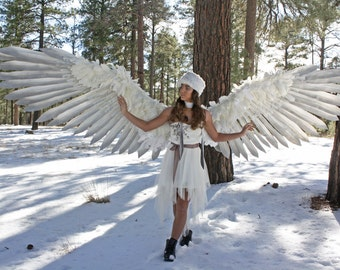 Electric Articulating Costume Wings