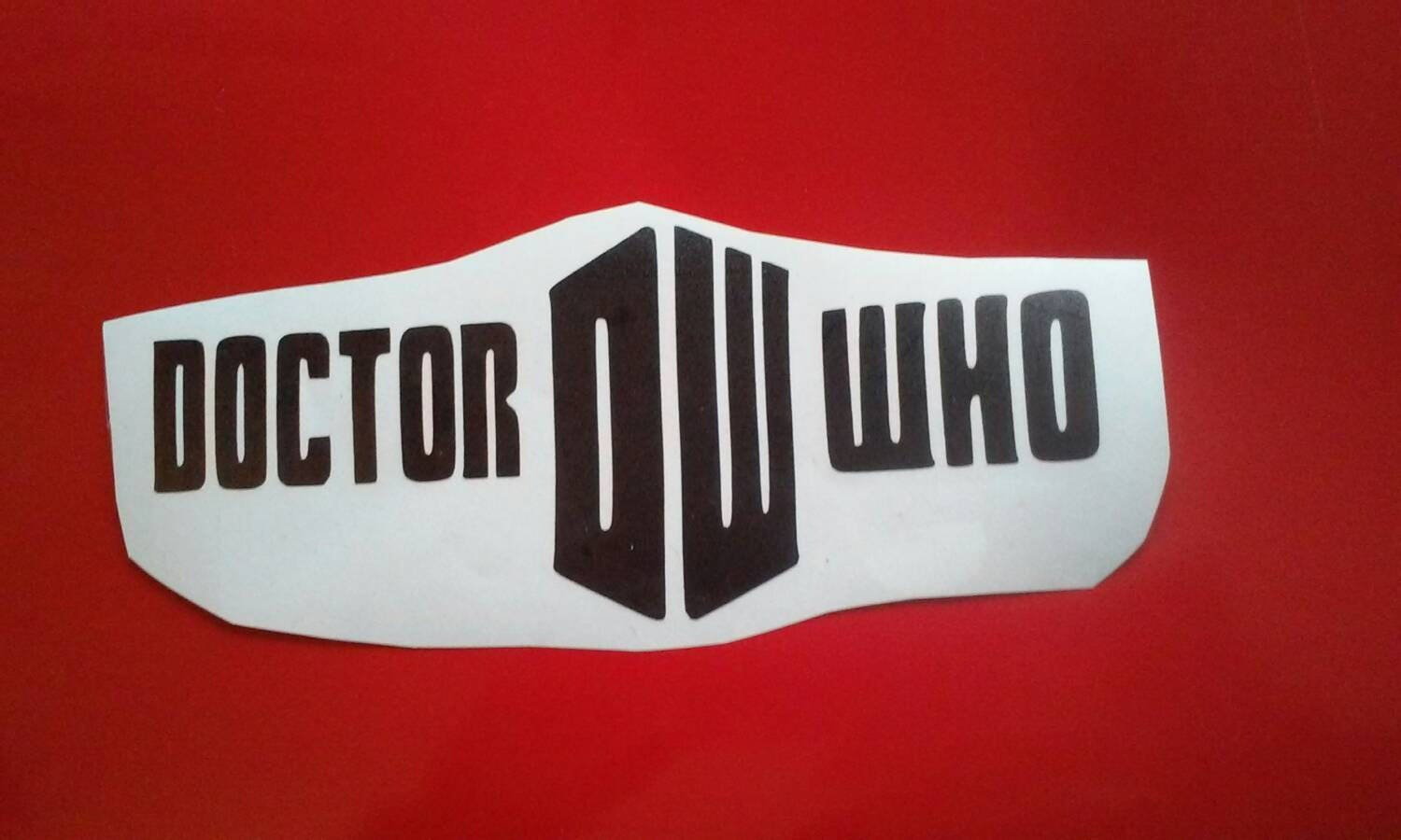 Doctor who wall decaldr who dr who decalsdrwho wall zoom amipublicfo Choice Image