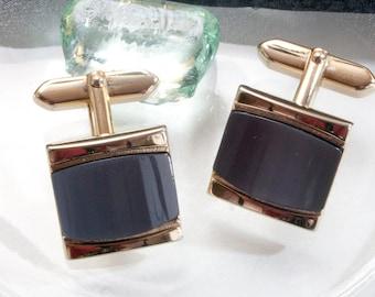 60s vintage cufflinks