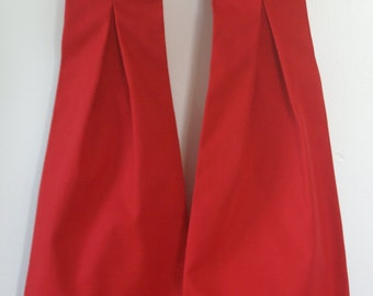 Clergy Stole - Tippet - In Red and Black