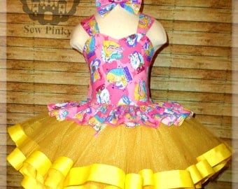 Princess Belle Birthday Dress, Custom Belle Shirt, Belle Birthday Shirt, Belle Shirt, Beauty & the Beast Tutu Outfit, Princess Belle Yellow