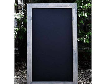 Huge Chalkboard Sign, 60x36 Chalkboard, Chalkboard Menu, Menu Board, Business Sign, Restaurant, Chalkboard, Large Sign, Signage, Extra Large