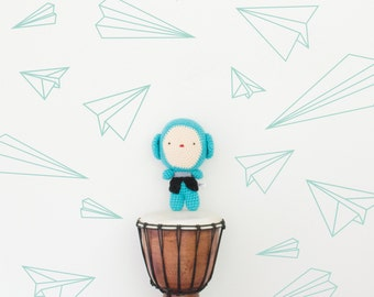Wall sticker | Paper Airplanes