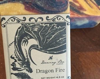 Dragonfire Soap