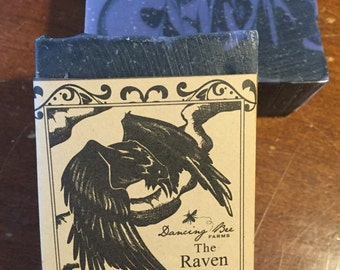 The Raven Soap