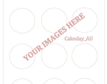 Custom Edible Images
