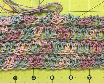 Hemp Climbing Net