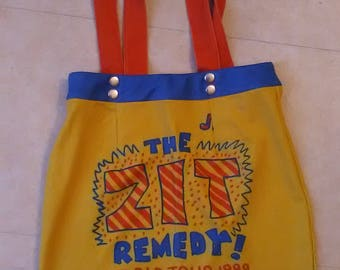 The Zit Remedy Degrassi Suspender skirt