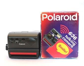 Polaroid 636 Talking Camera