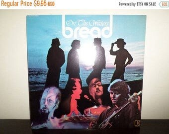 Save 30% Today Vintage 1970 Vinyl LP Record Bread On the Waters Excellent Condition Elektra Records 7680