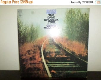 Save 30% Today Vintage 1968 Vinyl LP Jazz Record Blues Roots The Dave Brubeck Trio Feat Gerry Mulligan Very Good Condition 7739