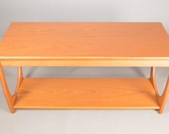 Retro Teak G Plan coffee table