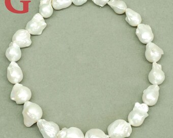 Cultured Fresh Water Pearl Baroque 120grams
