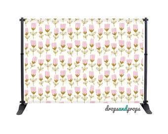Spring In Bloom - Photography Backdrop