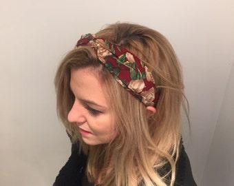 Hand made hair band