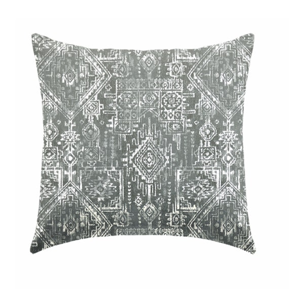 Charcoal Grey Decorative Pillows : Charcoal gray pillows Decorative pillows Dark Grey pillows