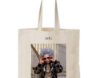 Tote bag The Nanny