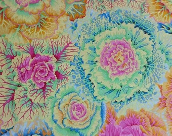 Cabbage Yellow - Kaffe Fassett Collective- Beautiful Quilt Fabric  By-The-Yard High Quality Quilt Cotton