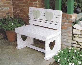 Porch Bench Woodworking Plans