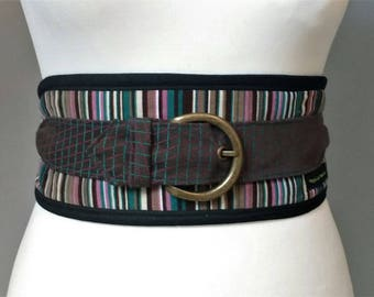Obi Belt by Wagtails & Wanderlust