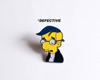 The Simpsons Cool Milhouse *DEFECTIVE