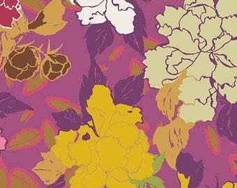 Sale Bohemian Soul-Mystic Dark-by Pat Bravo Art Gallery Fabrics Premium Cotton One Yard