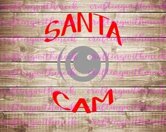 Santa Came SVG