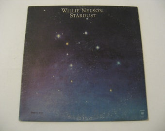 Willie Nelson - Stardust - Circa 1978