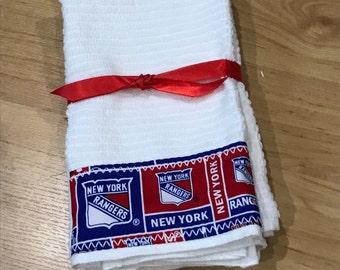 New York Rangers Hand Towels
