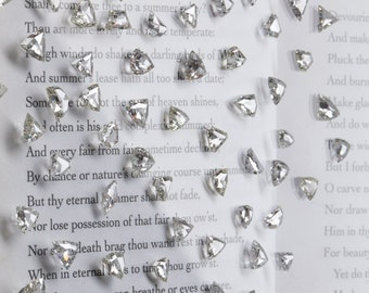 Diamonds and Shakespeare Photographic Print
